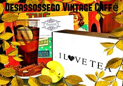 Desassossego Vintage Caffe