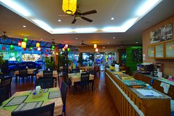 Sugar and Spice Restaurant at Dome Resort