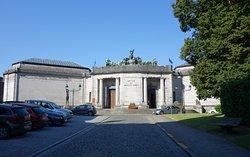 Museum of Fine Arts (Musee des Beaux-Arts)
