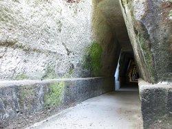 Sibyl's Cave (Antro della Sibilla)