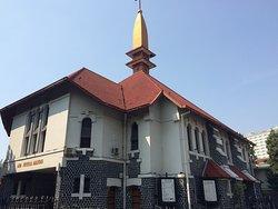 Gereja Santa Perawan Maria Ratu Rosario Suci Randusari - Katedral
