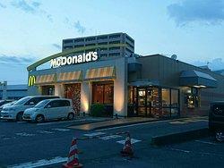 McDonald's Fuji City Hall-dori