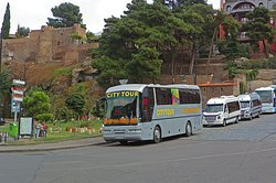 City Tour Tbilisi Hop On Hop Off