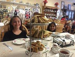 English Tea Cup
