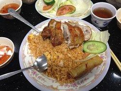 베트남식 비빔국수가 맛있는곳!!