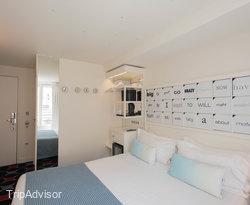 The Standard Room at the Hotel Joke - Astotel