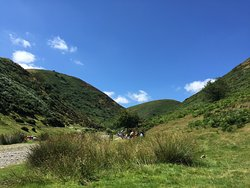 Carding Mill Valley