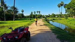 ‪Quad Adventure Cambodia Siem Reap‬
