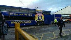 Megabus UK & Europe