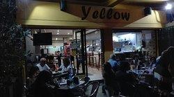 Cafe Bar Yellow
