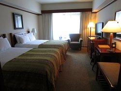 A Wanna-Be Luxury Hotel