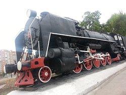 Monument Locomotive FD21-3031