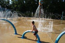 Oasis Splash Pad