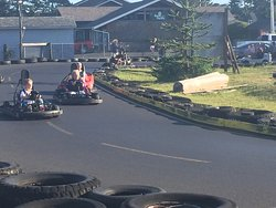 Go Karts and Krazy Kars