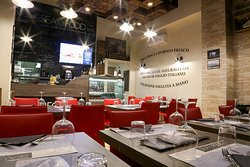 Seafood Bar Garibaldi