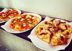 Sooooo good! The best pizza we had in Rome!!!