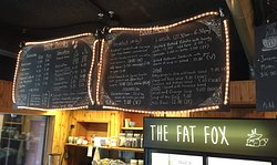 The Fat Fox Cafe