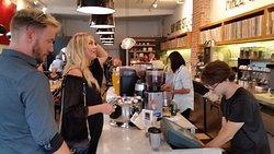 Analog Cafe, 17th Avenue SW, Calgary
