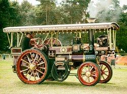 50th Cromford Steam Rally