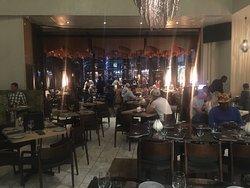 Wasabi Restaurant Mall of Africa