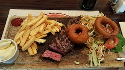 Mando Steakhouse & Bar