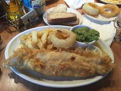Ok  fish chip !!
