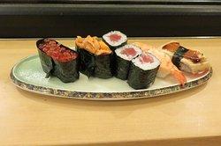 Sushi Counter Unkai
