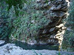 Cachoeira do Meirelles e Boqueirão