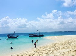 Nakupenda Beach