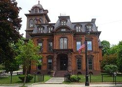 Sanford Blackinton Mansion, North Adams Public Library