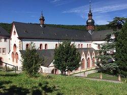 Klosterschaenke, Pfortenhaus Kloster Eberbach