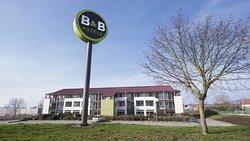 B&B Hotel Moulins