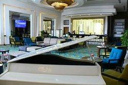 Le Monde du Spa au Savoy le Grand est juste  sublime !!! Merci à  la fée Houria responsable du S