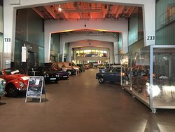 Schuppen Eins - Zentrum fur Automobilkultur und Mobilitat