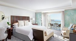 Enjoy Ocean Views from many Rooms and Suites at our Resort