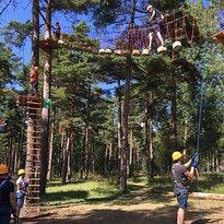 Upzone Äventyrspark i Åhus
