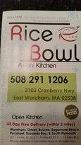 Rice Bowl Asian Kitchen