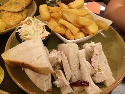 Great family-friendly lunch - pit-stop before Grianán Ailigh