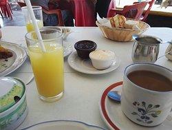 Cafe-Restaurant Los Milagros