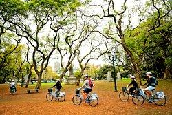 Biking Buenos Aires