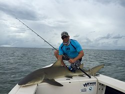 Had an amazing time w/Capt. Mo. I have fished w/several guides over the yrs in S. FL & Capt. Mo