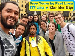 Free Tours by Foot Lima