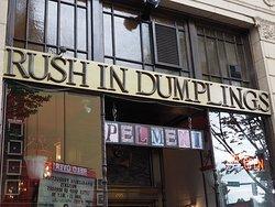 Rush In Dumplings