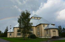 Mikkeli Rural Parish Church