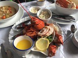 Amazing Seafood Dinner!!!