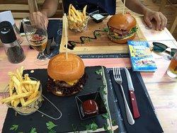 The Square Steak & Burger Bar