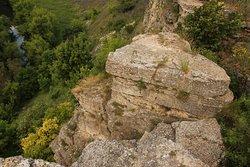 Vorgolskiye Rocks