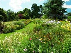 埃克斯伯里花园和蒸汽铁路