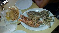 Best fish place in Malta