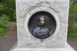 140th New York Infantry Monument